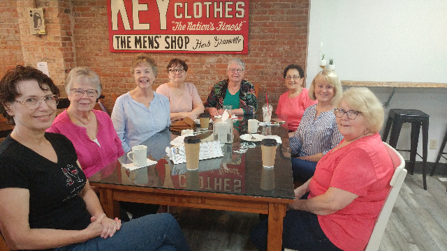 ladies coffee june2019